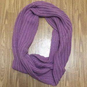 Coach infinity scarf